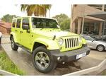 Jeep Wrangler Unlimited 3.6L Sahara Conservation Edition