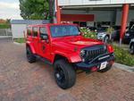 Jeep Wrangler Unlimited 3.6L Sahara
