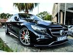 Mercedes-Benz S-Class S63 AMG Coupe