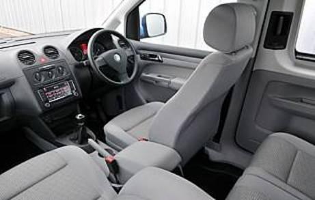Volkswagen Caddy 2.0TDI Maxi crew bus Detail - Cars.brick7.co.za