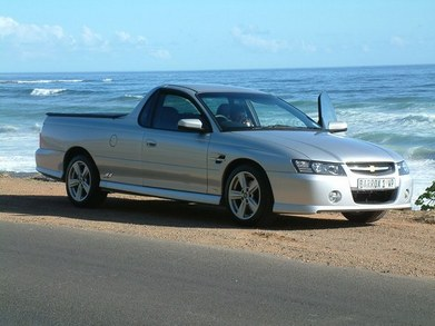Chevrolet Lumina Ute SSV Detail - Cars.brick7.co.za