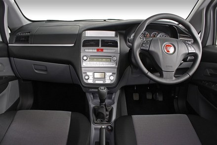 Fiat Punto Pop White Fiat Punto 1.4 Pop