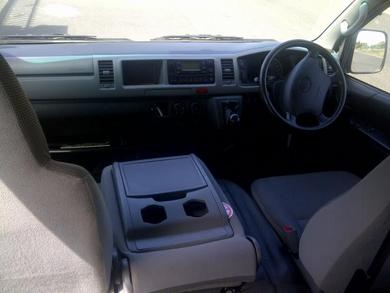 Toyota Quantum 2.5D-4D 14-seater bus Detail - Cars.brick7 ...